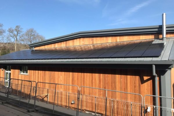 Boxhill School – Commercial Solar PV in Surrey